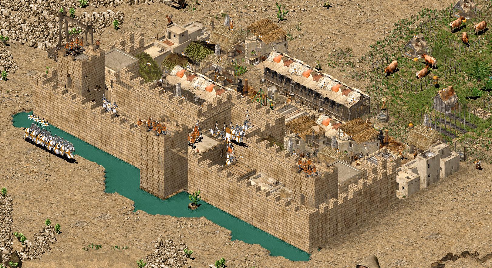 元帥の要塞
