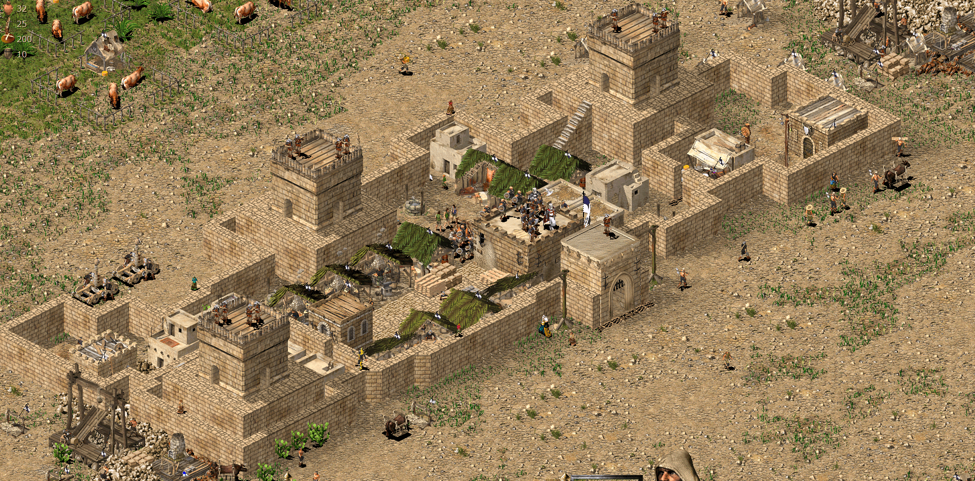 ピッグの要塞