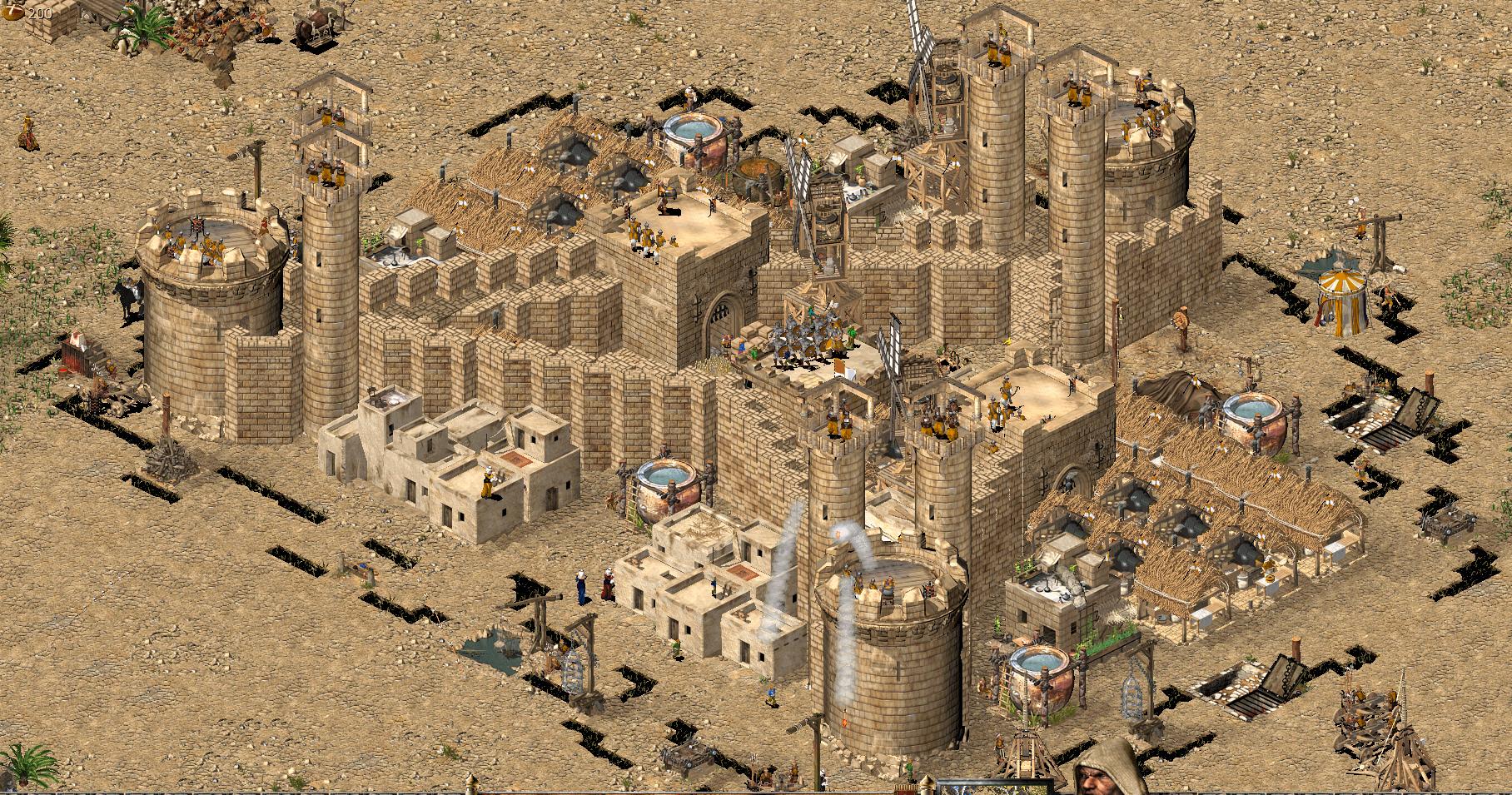ワジルの要塞