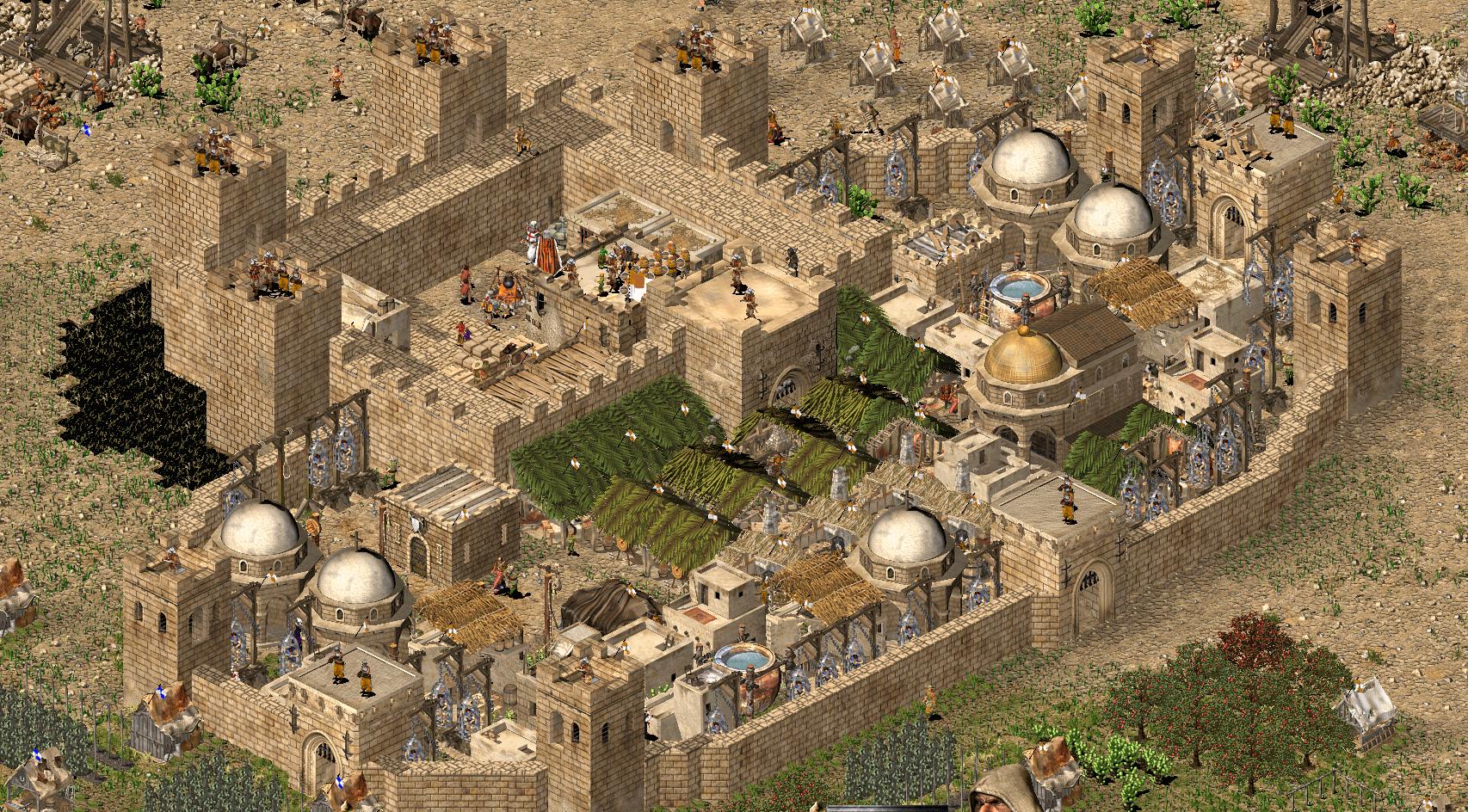 シェリフの要塞
