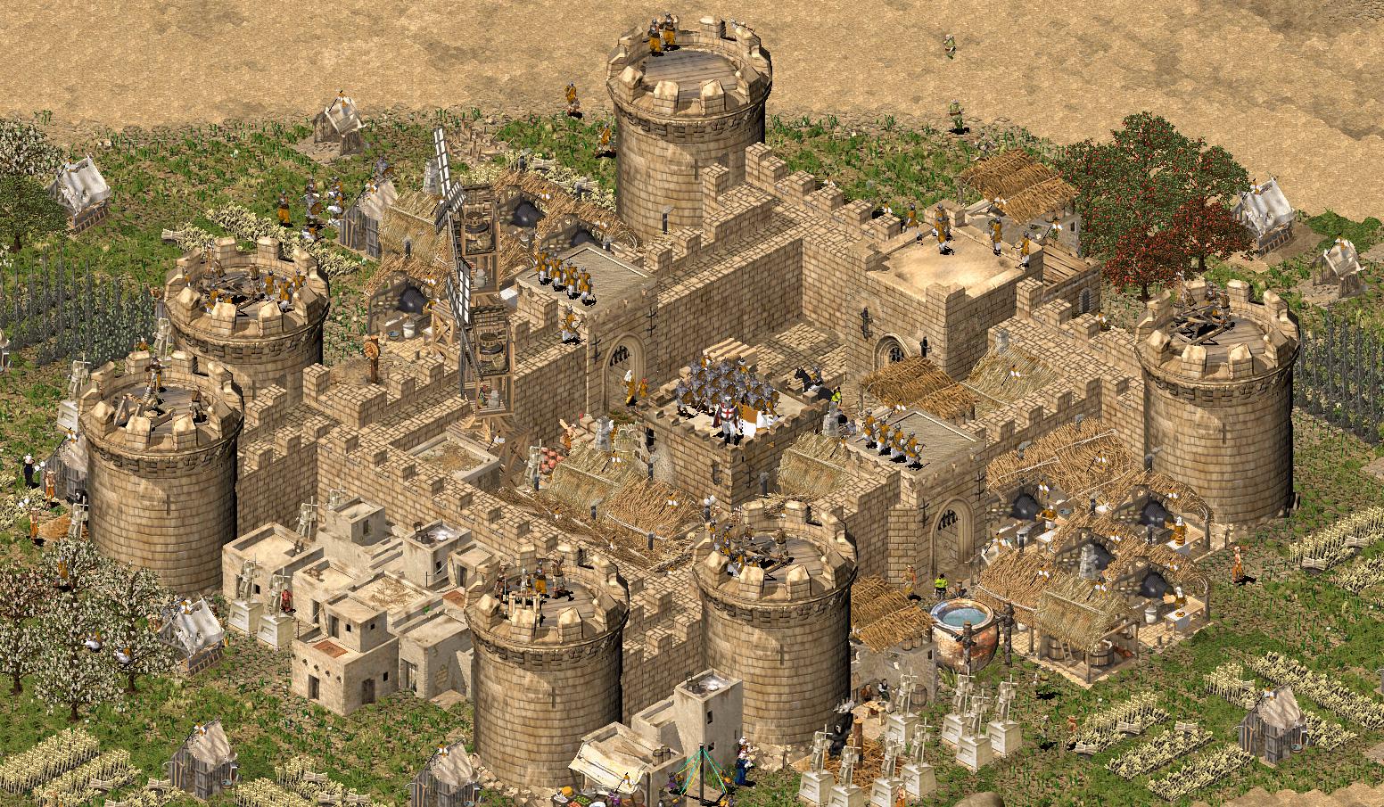 サラディンの要塞