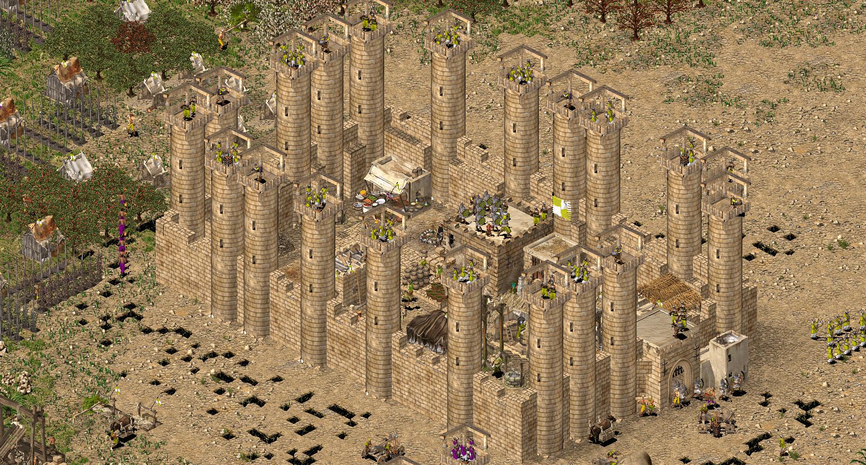 カリフの要塞