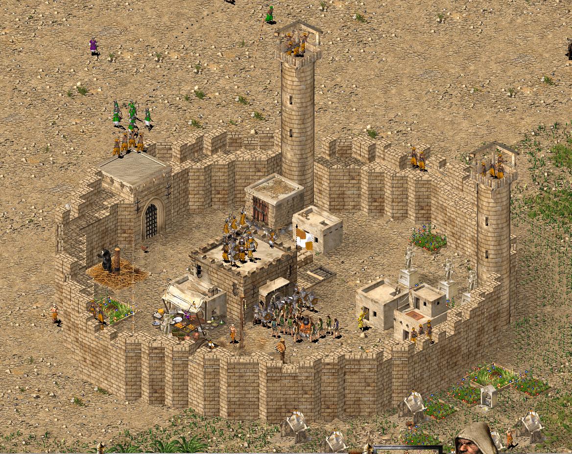 スルタンの要塞