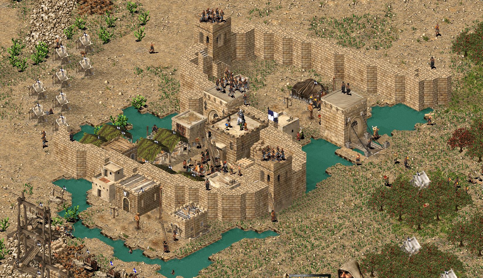 スネークの要塞