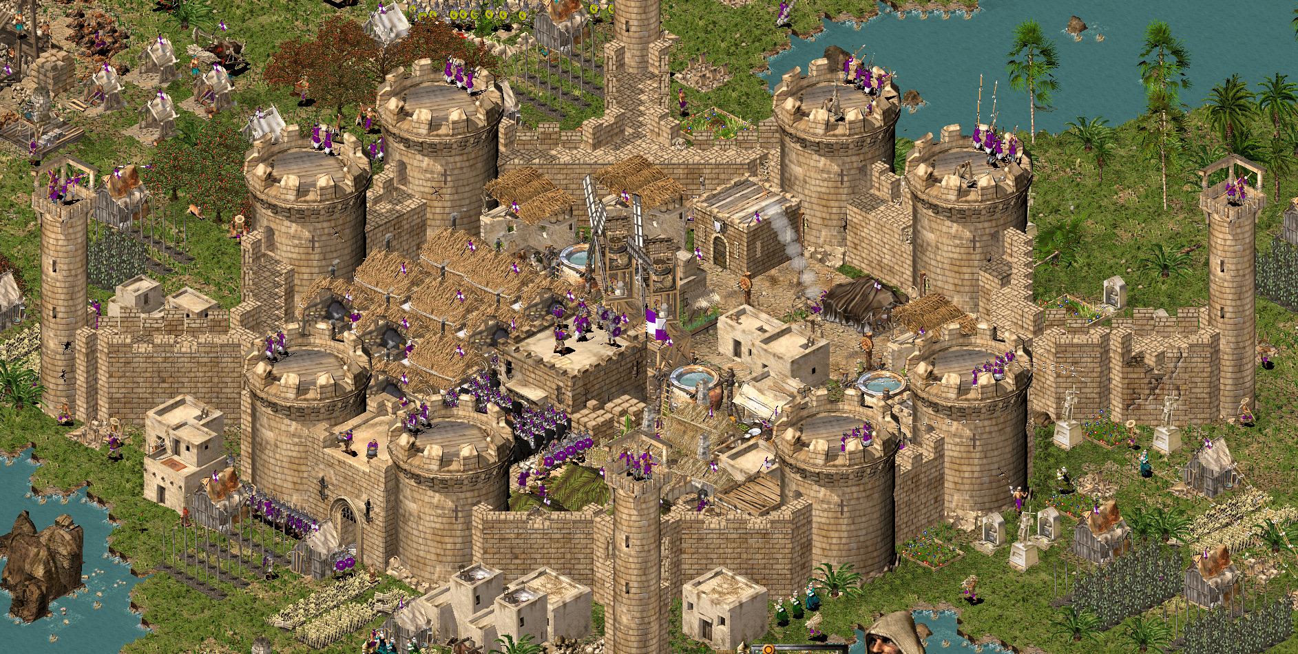 エミルの要塞