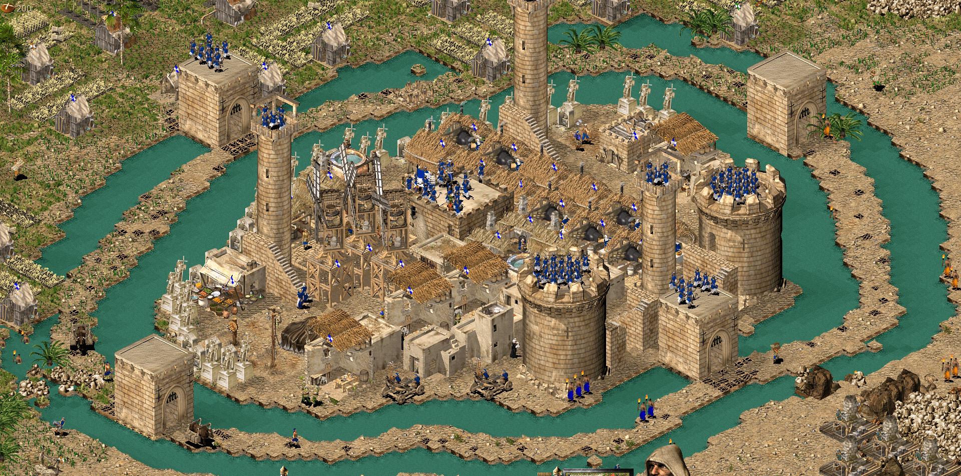 ニザルの要塞